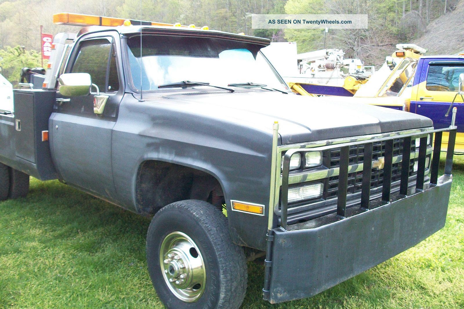 Chevrolet Silverado 1989 foto - 5