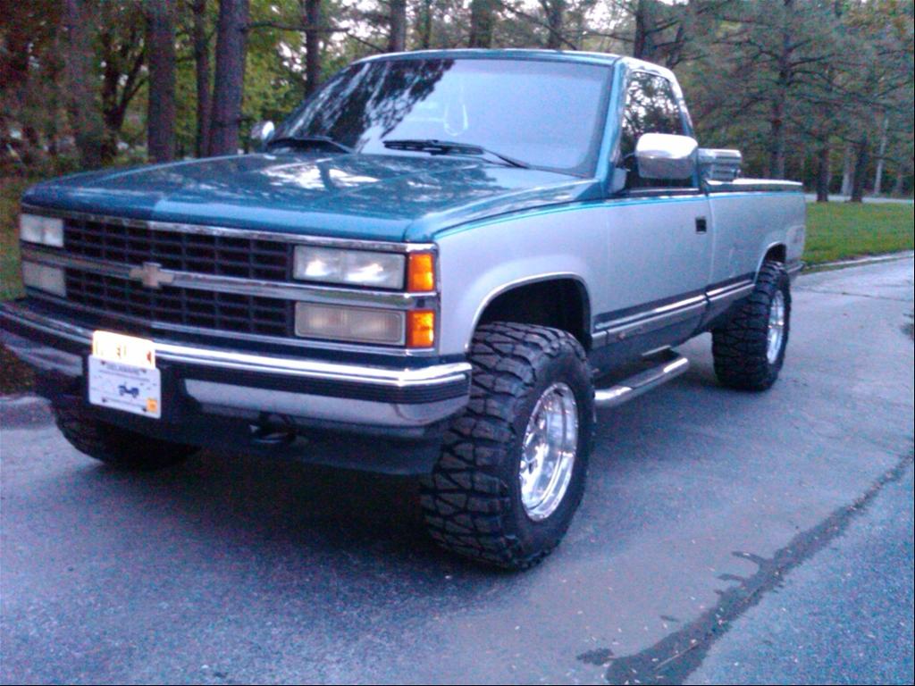 Chevrolet Silverado 1990 foto - 2
