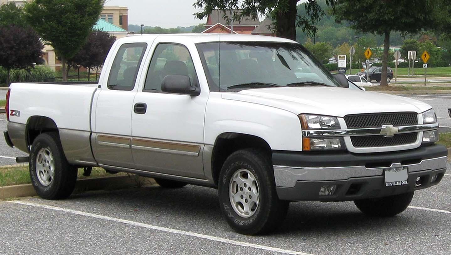 Chevrolet Silverado 1990 foto - 4