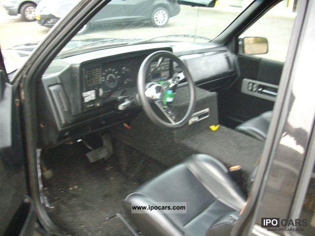 Chevrolet Silverado 1990 foto - 5