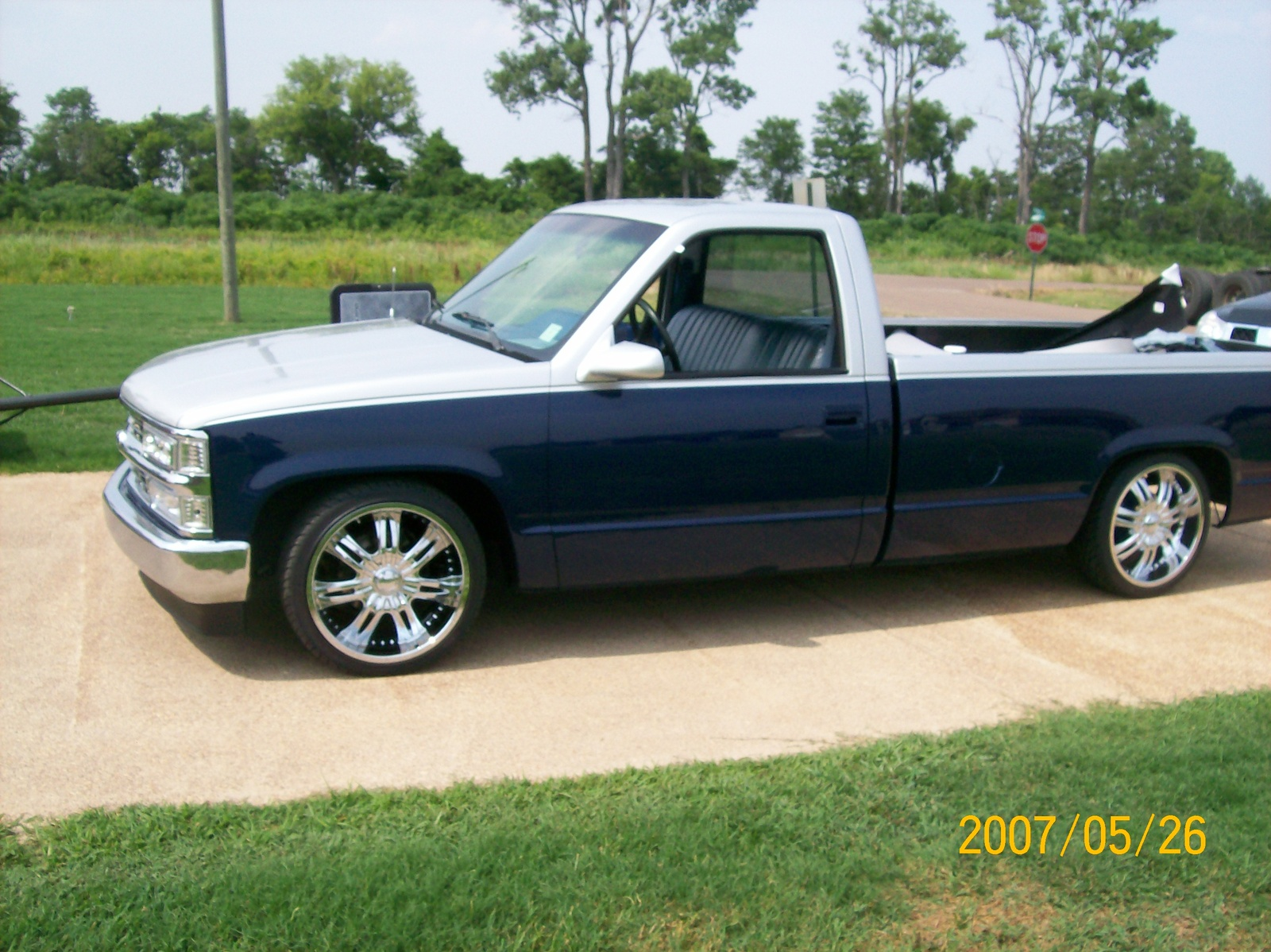 Chevrolet Silverado 1991 foto - 1