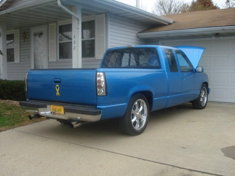 Chevrolet Silverado 1991 foto - 2