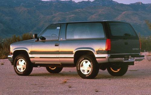 Chevrolet Silverado 1992 foto - 3