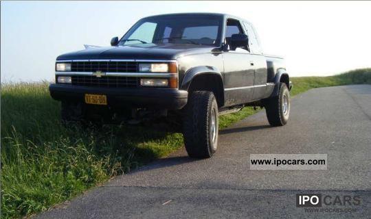 Chevrolet Silverado 1992 foto - 5