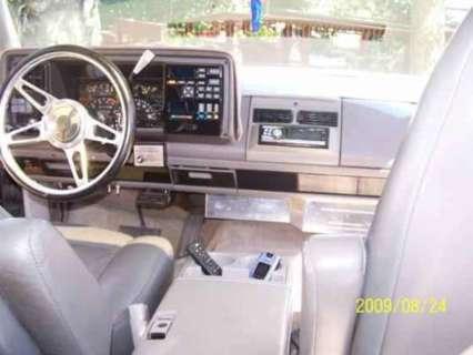 Chevrolet Silverado 1993 foto - 1