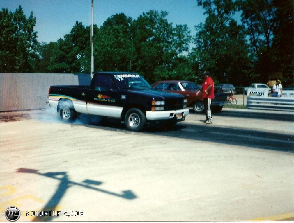 Chevrolet Silverado 1993 foto - 2