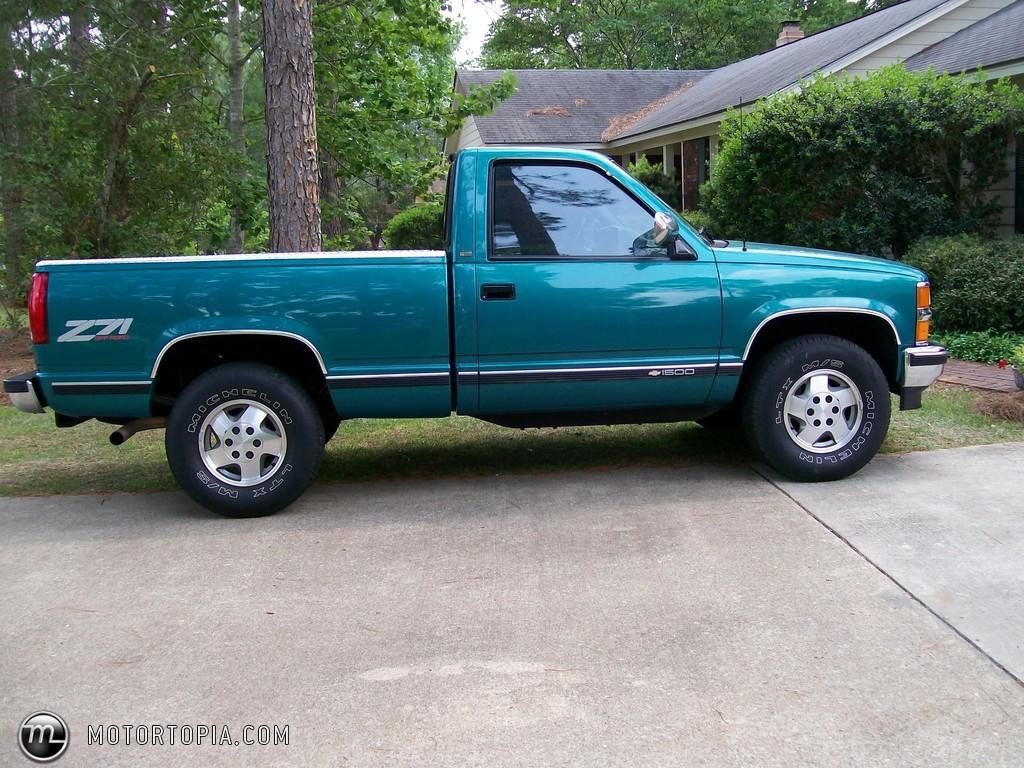 Chevrolet Silverado 1994 foto - 1