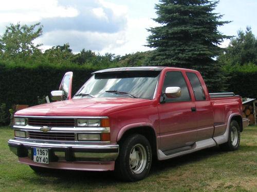 Chevrolet Silverado 1994 foto - 3