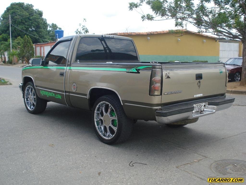 Chevrolet Silverado 1994 foto - 5