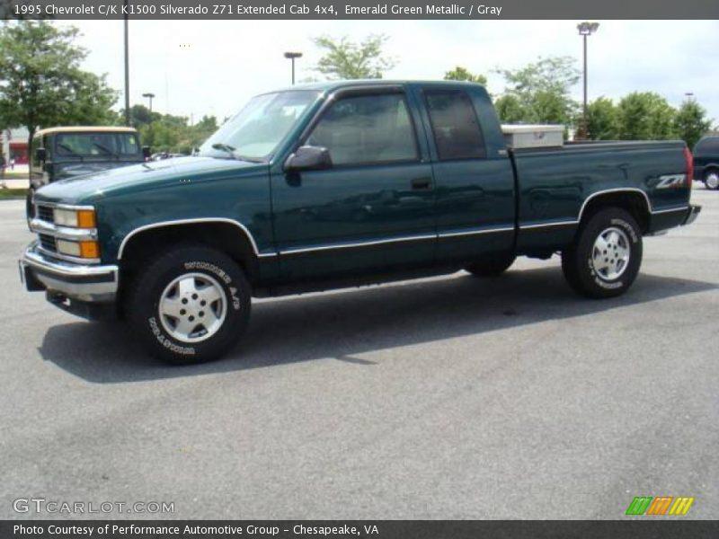 Chevrolet Silverado 1995 foto - 3