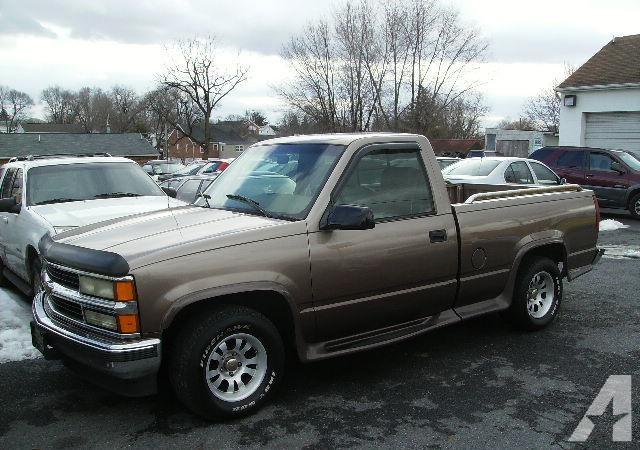 Chevrolet Silverado 1996 foto - 2