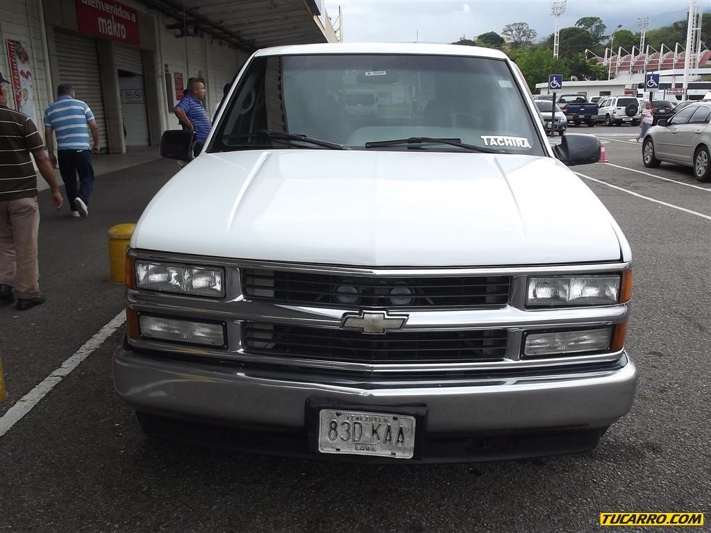 Chevrolet Silverado 1996 foto - 5