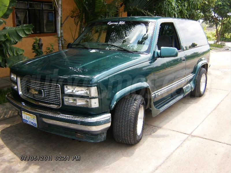 Chevrolet Silverado 1997 foto - 1