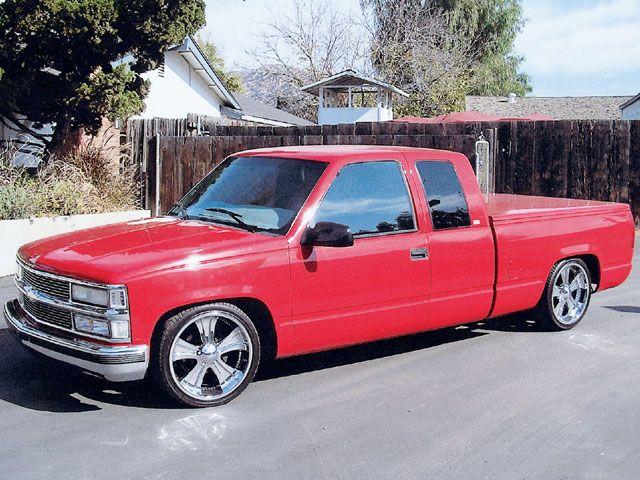 Chevrolet Silverado 1997 foto - 3