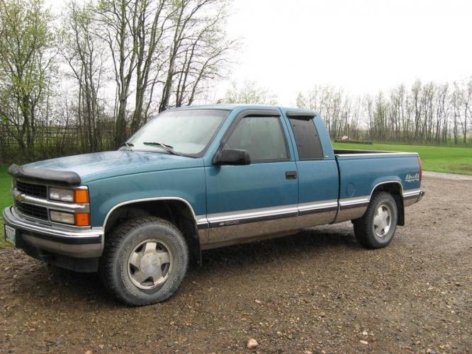 Chevrolet Silverado 1997 foto - 5