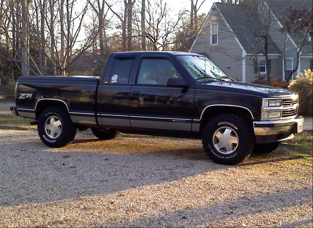 Chevrolet Silverado 1998 foto - 1