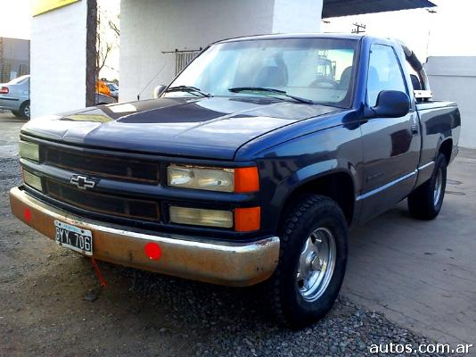 Chevrolet Silverado 1998 foto - 4