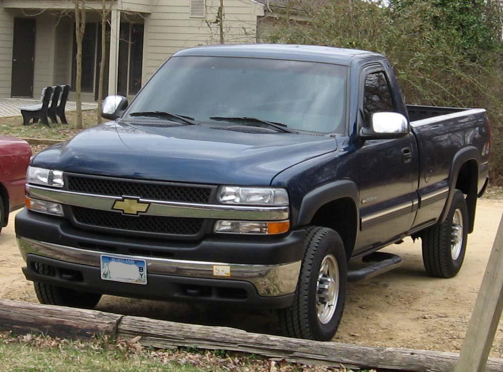 Chevrolet Silverado 1999 foto - 1