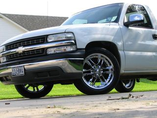 Chevrolet Silverado 1999 foto - 2