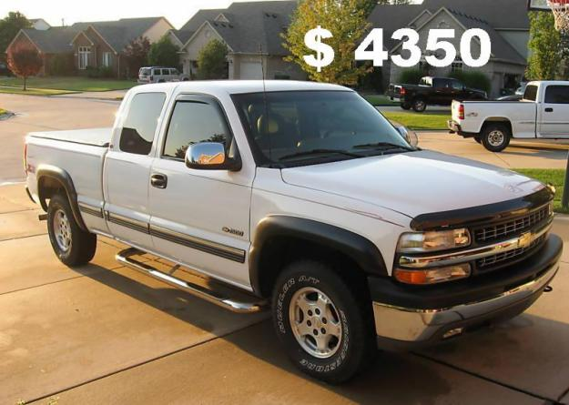 Chevrolet Silverado 2000 foto - 3