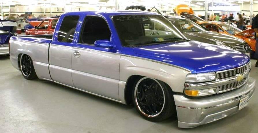 Chevrolet Silverado 2001 foto - 1