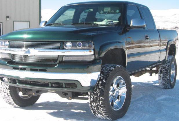 Chevrolet Silverado 2002 foto - 1