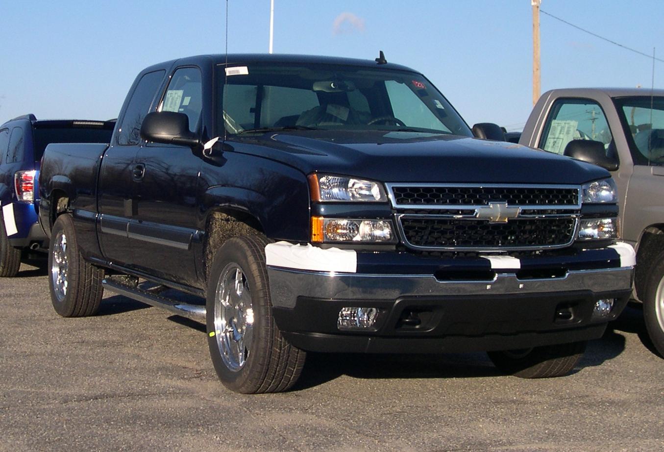 Chevrolet Silverado 2002 foto - 2