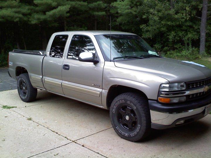 Chevrolet Silverado 2002 foto - 3