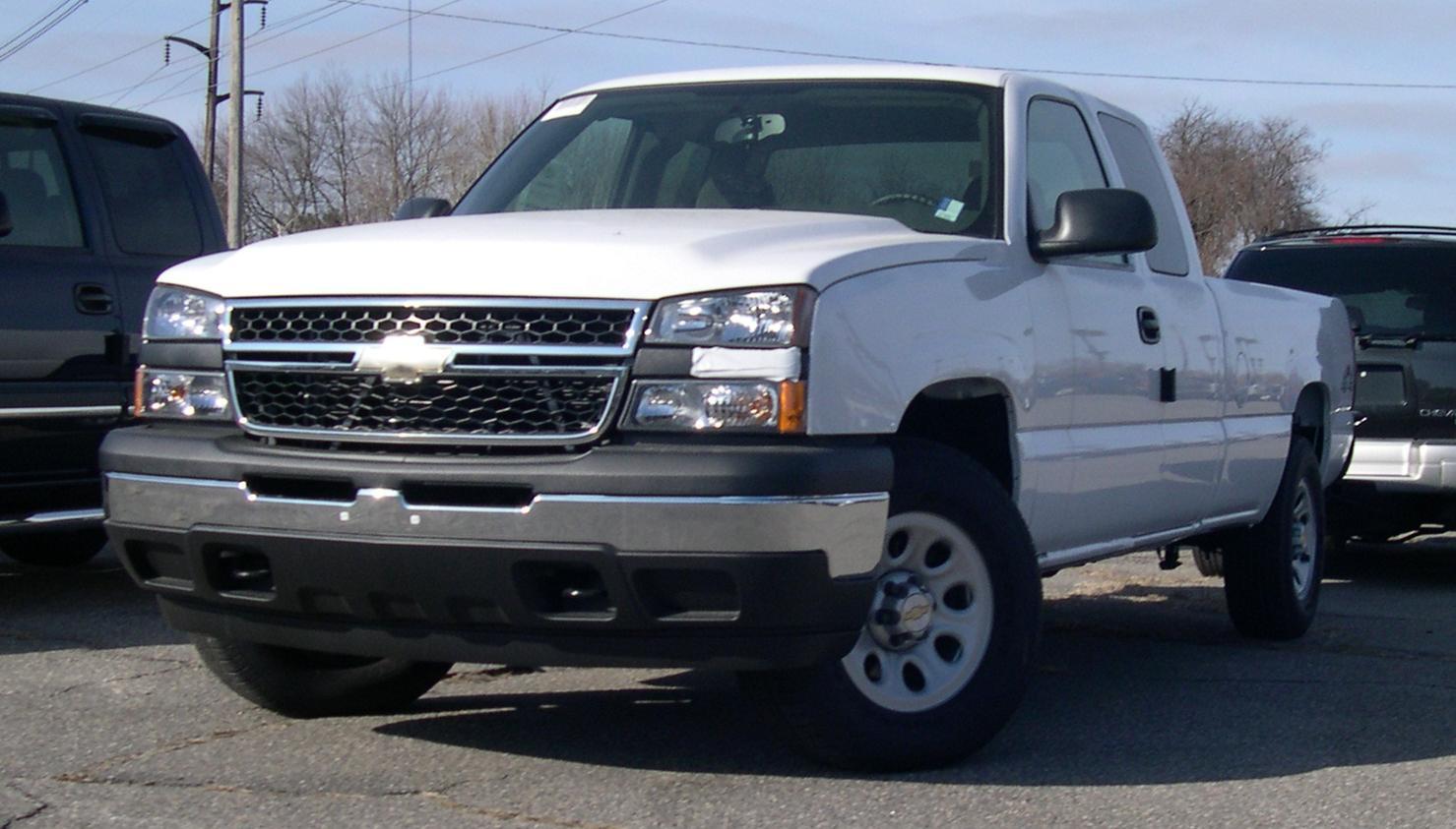 Chevrolet Silverado 2002 foto - 4