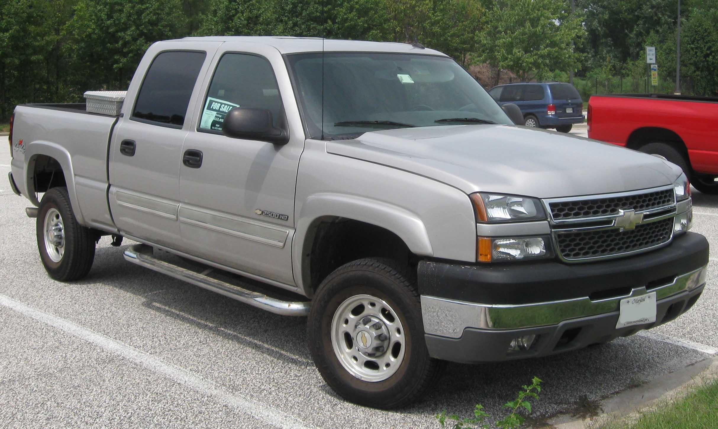 Chevrolet Silverado 2005 foto - 1