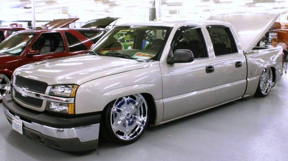 Chevrolet Silverado 2005 foto - 2