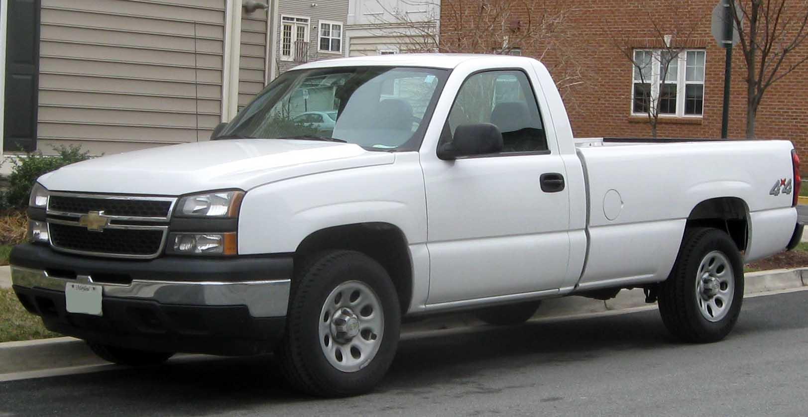 Chevrolet Silverado 2006 foto - 1