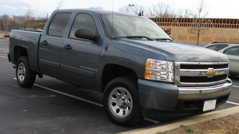 Chevrolet Silverado 2006 foto - 5