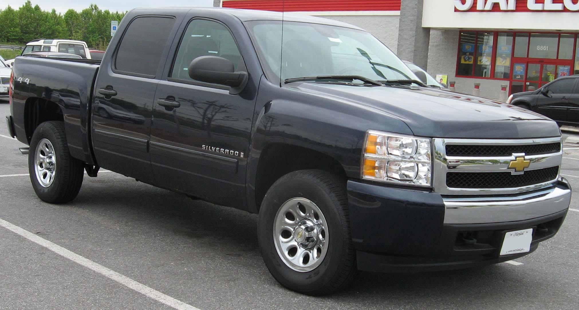 Chevrolet Silverado 2007 foto - 1