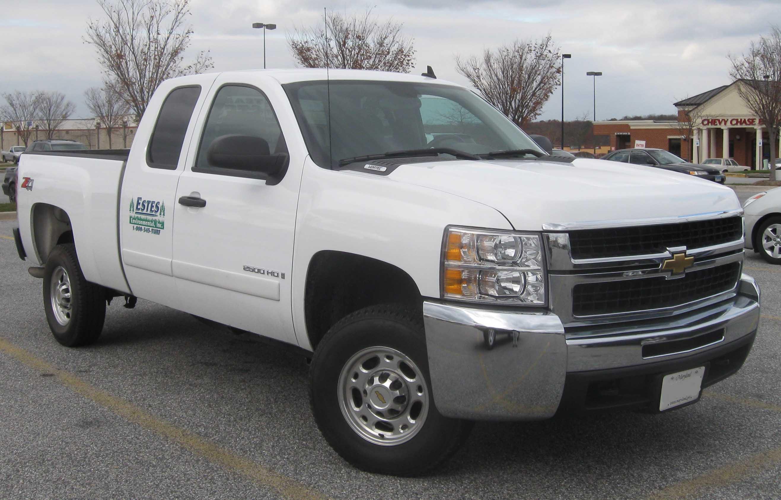 Chevrolet Silverado 2008 foto - 1
