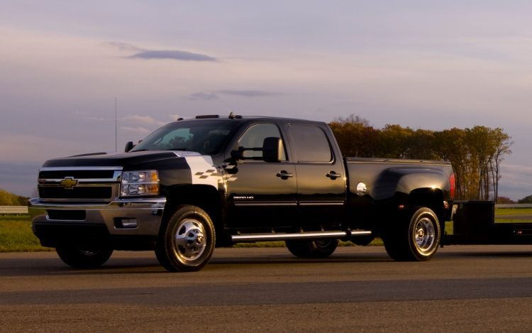 Chevrolet Silverado 2011 foto - 1