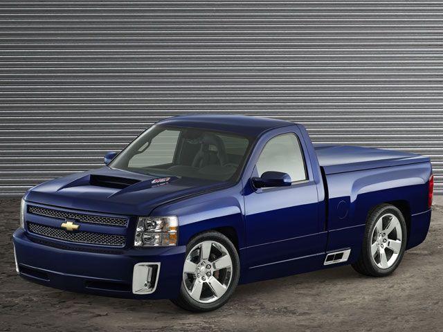 Chevrolet Silverado 2012 foto - 1
