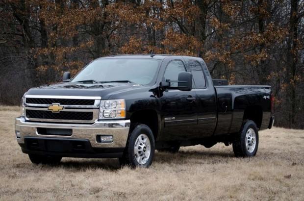 Chevrolet Silverado 2013 foto - 1