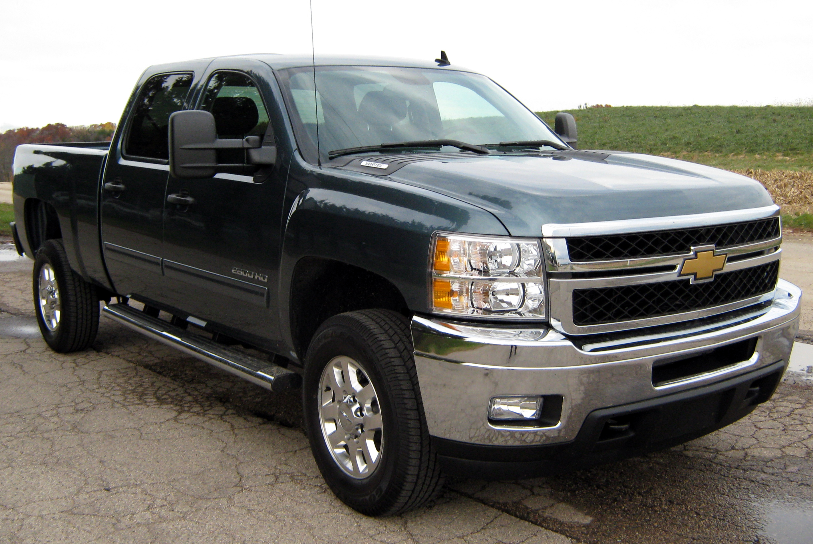 Chevrolet Silverado 2013 foto - 4