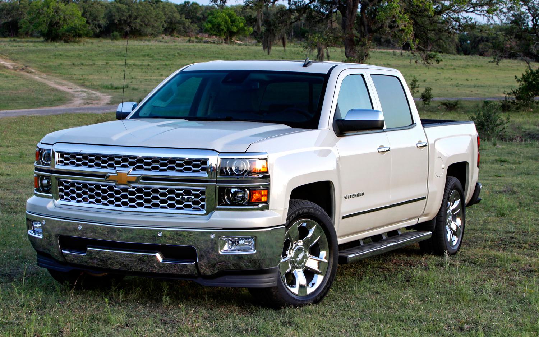 Chevrolet Silverado 2014 foto - 1
