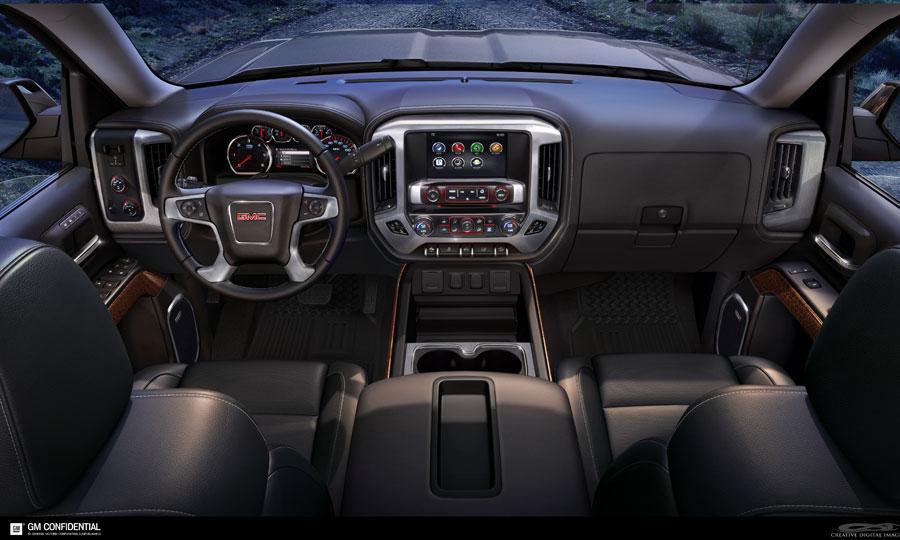 Chevrolet Silverado 2014 foto - 2