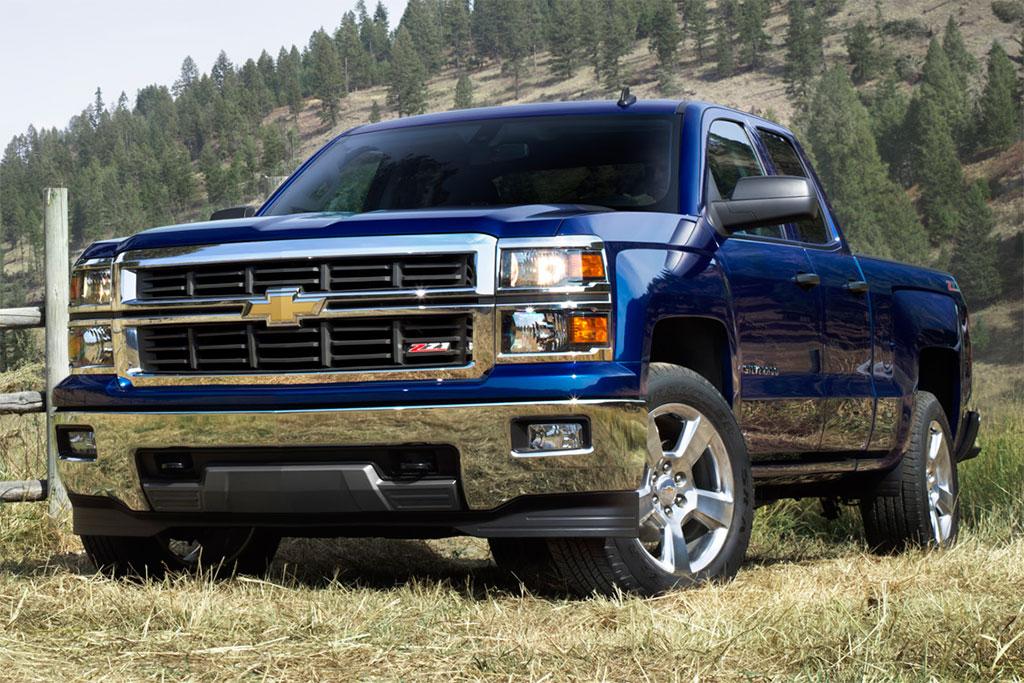 Chevrolet Silverado 2014 foto - 3