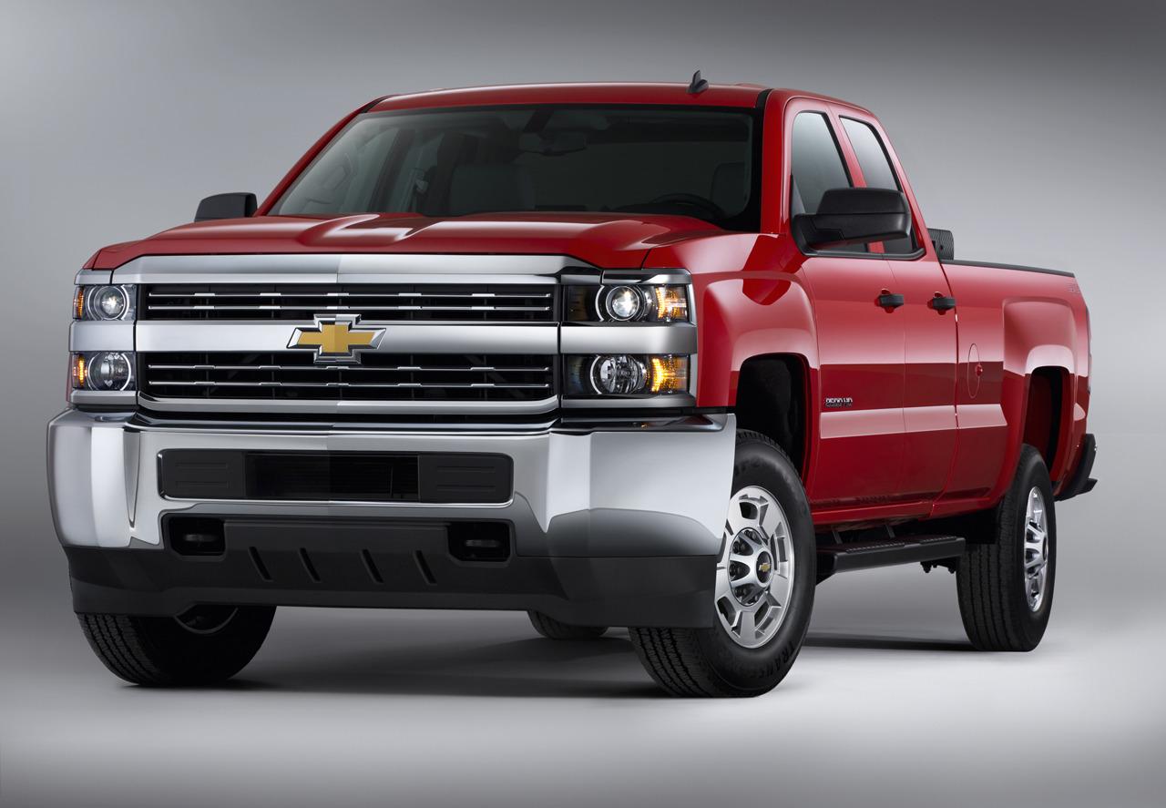 Chevrolet Silverado 2015 foto - 4