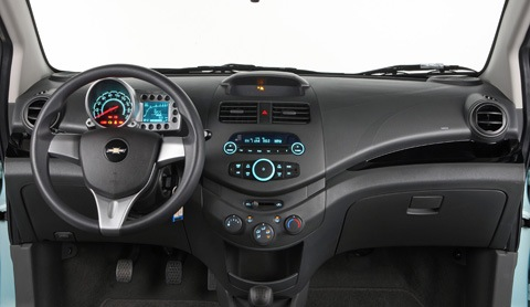 Chevrolet Spark 1999 foto - 1