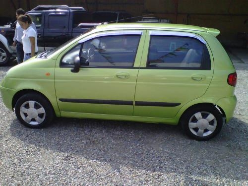 Chevrolet Spark 2001 foto - 1