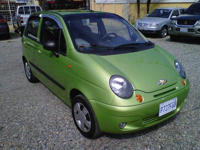 Chevrolet Spark 2001 foto - 2