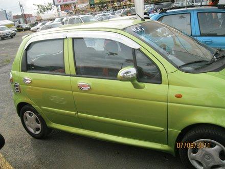 Chevrolet Spark 2001 foto - 5