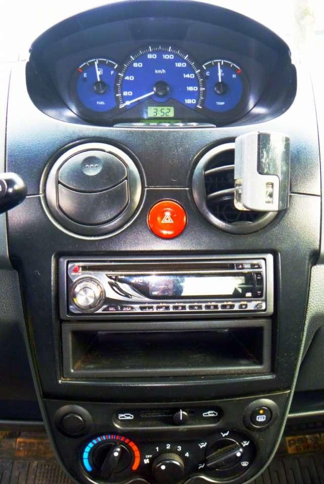 Chevrolet Spark 2002 foto - 1