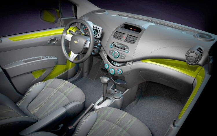 Chevrolet Spark 2003 foto - 3