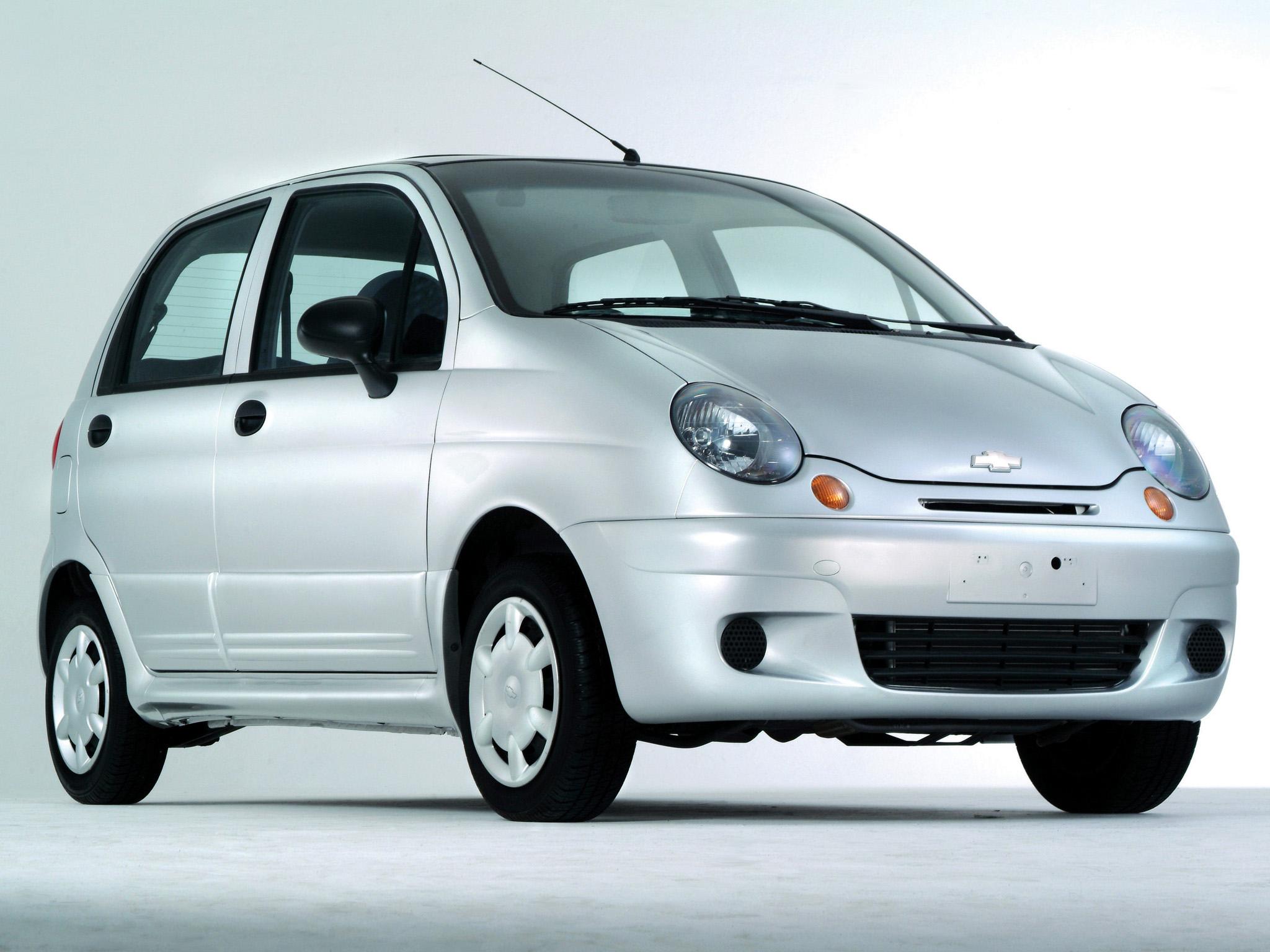 Chevrolet Spark 2003 foto - 5